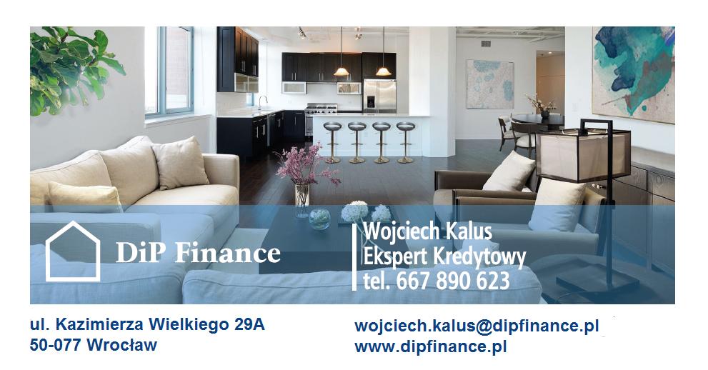 DiP Finance Wojciech Kalus